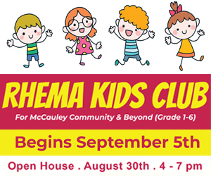 Rhema Kids Club
